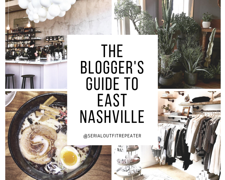 the blogger's guide to east nashville, tn
